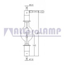 (CB) Ксеноновая лампа ASL HVF5000-1C/R