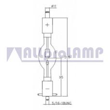 (CB) Ксеноновая лампа Superior Quartz SX16001