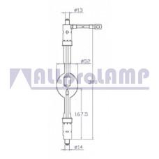 (CB) Ксеноновая лампа OSRAM XBO 3000W/H OFR