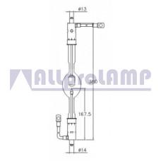 (CB) Ксеноновая лампа OSRAM Sylvania XBO 2500W OFR Xenon