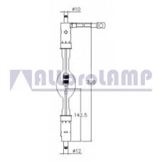 (CB) Ксеноновая лампа Superior Quartz SX16004
