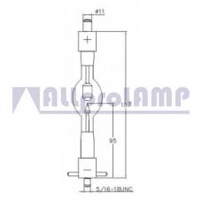 (CB) Ксеноновая лампа ASL 993C0010/R