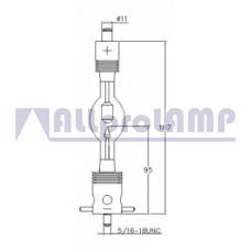 (CB) Ксеноновая лампа ASL 993C1TRC/R