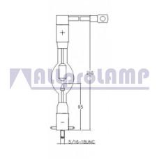 (CB) Ксеноновая лампа Superior Quartz SX20008